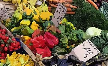 Wochenmärkte am Gardasee