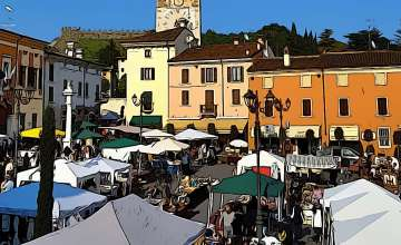 Garda Lombardia | Die Wochenmärkte