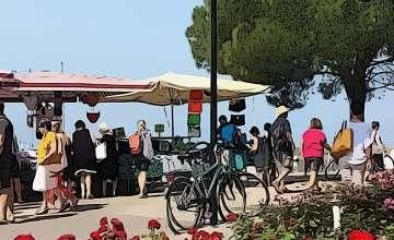 Veneto Gardasee |Wochenmärkte