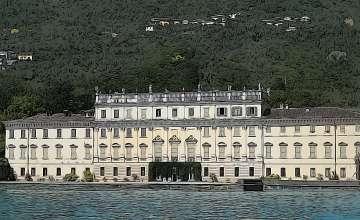Bogliaco di Gargnano   Palazzo Bettoni Cazzago