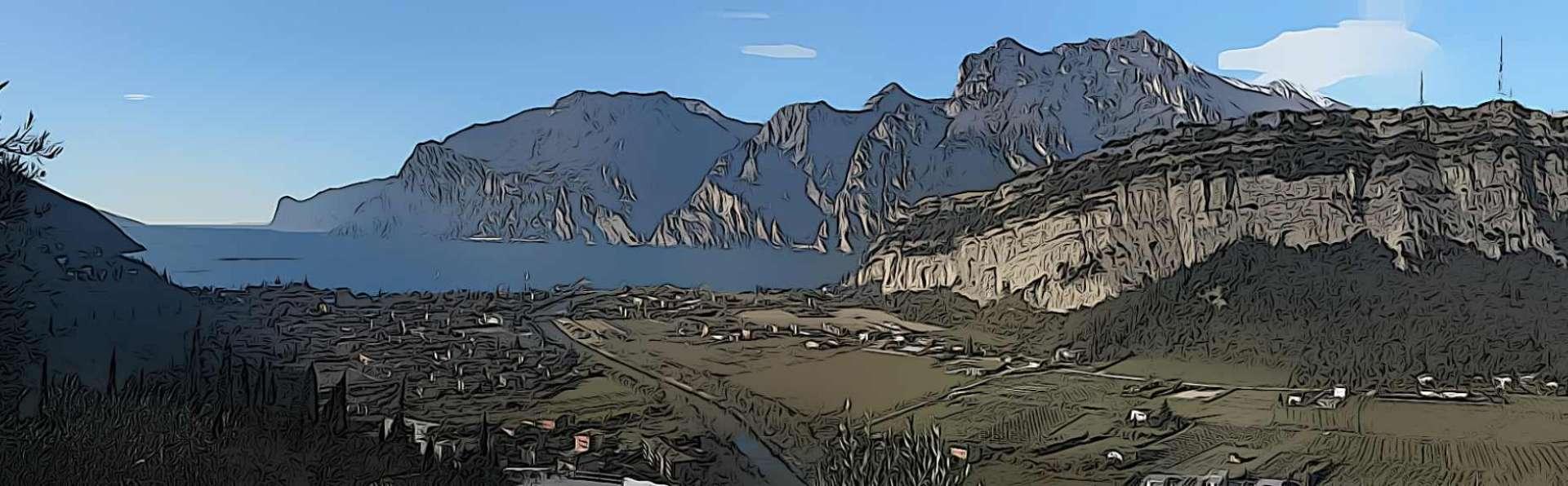 Torbole    Il Parco Fluviale del Sarca