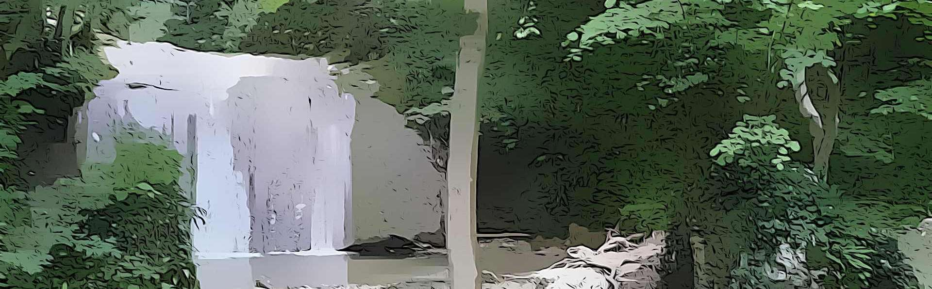 Der Wasserfall von Molina