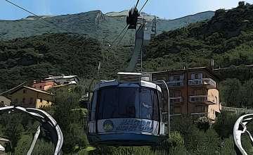 Funivia Malcesine - Monte Baldo