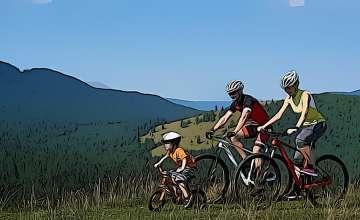 Percorsi Facili in Bicicletta